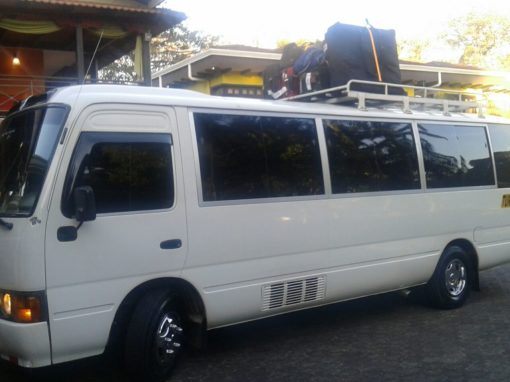 vip transportation in costa rica