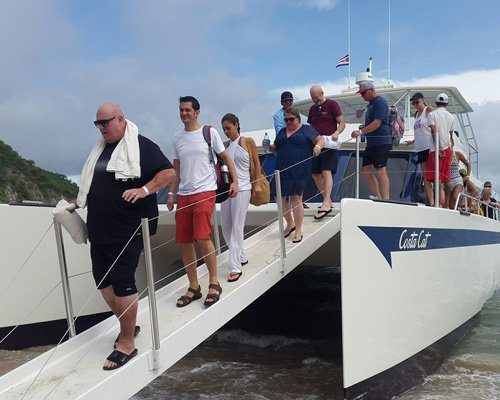 Catamaran Tours