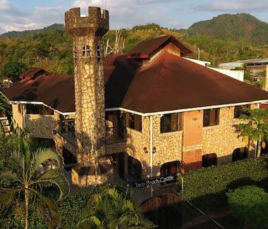 castle jaco